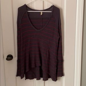 FreePeople Thermal Shirt